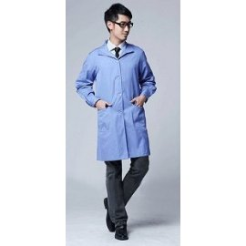 lab-coat-RF-shielding-blue
