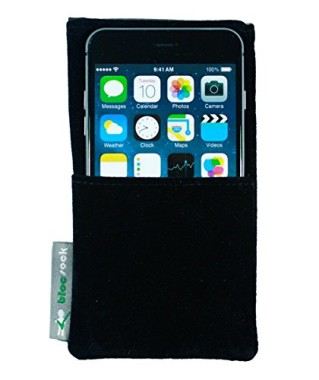 check out 716ea baff9 BlocSock 6 +| Cell Phone Radiation Protection Case NEW Larger MODEL for  iPhone 6 + (Black)