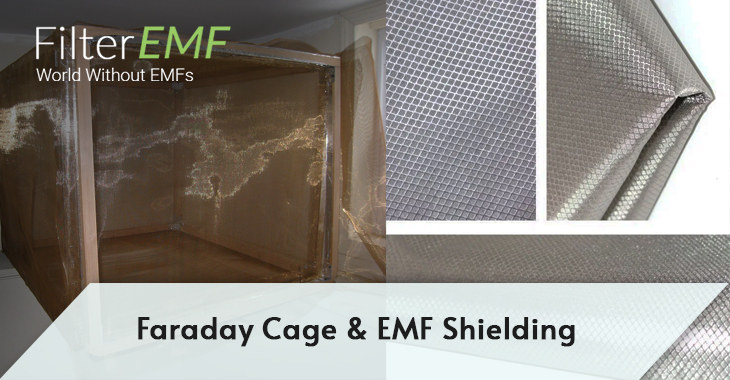 Faraday Cage & EMF Shielding | FilterEMF